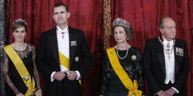 Unos 2.000 invitados arroparán al nuevo rey Felipe VI con la ausencia de la infanta
