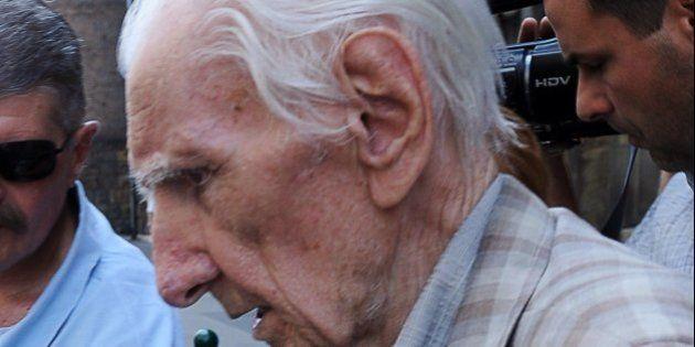Muere Laszlo Csatari, criminal de guerra