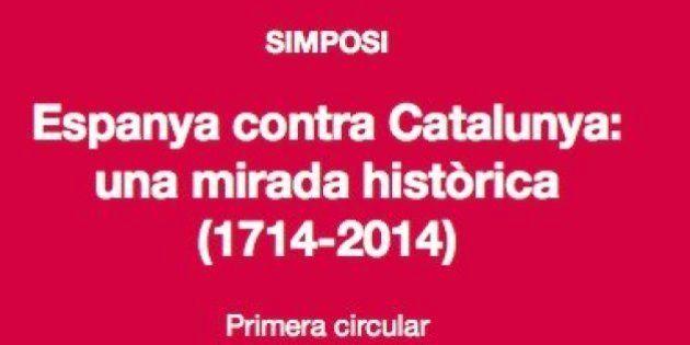 PP, UPyD y Ciudadanos llevan ante la Fiscalía el simposio 'España contra