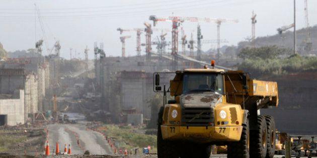 La Autoridad del Canal de Panamá y Sacyr logran un acuerdo parcial para reanudar las