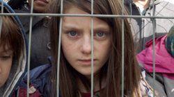 Esta niña refugiada quiere mostrarte su brutal viaje