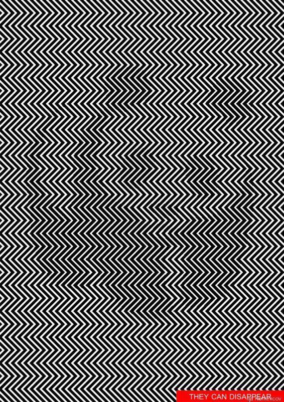La imagen oculta que es un grito por el medio