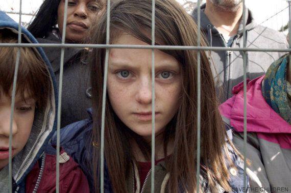 Save the Children muestra cómo sería el éxodo de los refugiados si fuesen