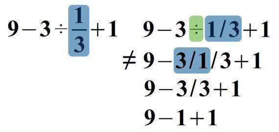 ¿Sabrías resolver este problema matemático que se ha hecho viral en