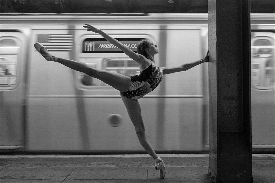 10 fotos de ballet que demuestran que la danza es la alternativa mágica a