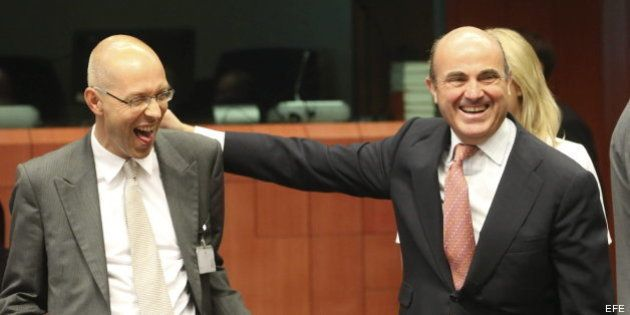 El Eurogrupo dice que el rescate bancario va por el