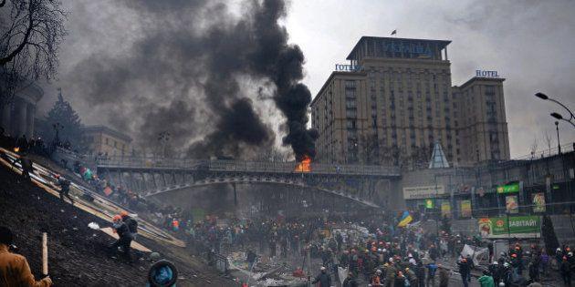 La crisis en Ucrania, en