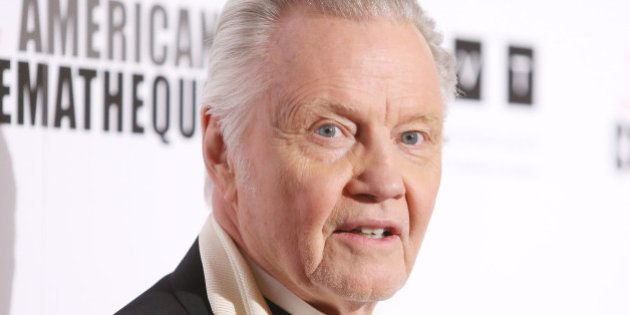 BEVERLY HILLS, CA - DECEMBER 12: Jon Voight arrives at the 27th American Cinematheque Award honoring...