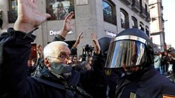 Las protestas en toda España contra la 'ley mordaza', en imágenes