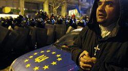 Ucrania, dispuesta a asociarse a la UE a cambio de 20.000