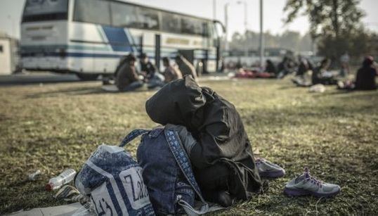 Día Internacional del Migrante: 19 fotos para que no caigan en el