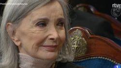 Núria Espert se sube a las tablas al recoger el premio Princesa de
