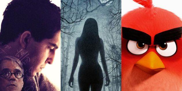 Estrenos de cine: por qué ver 'Angry Birds', 'La bruja' o 'El hombre que conocía el