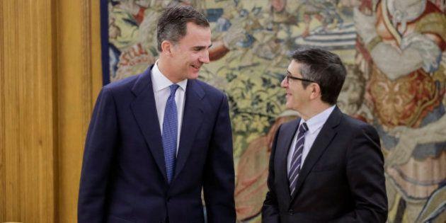 Felipe VI abre este lunes ronda de consultas, a la que no ha querido sumarse