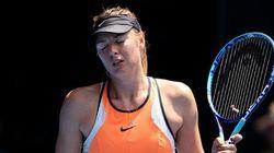 Sharapova, dos años de suspensión por