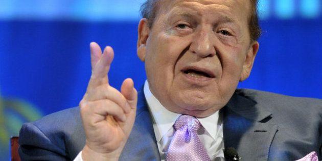 EEUU investiga la empresa del magnate de Eurovegas por blanqueo de dinero en Las