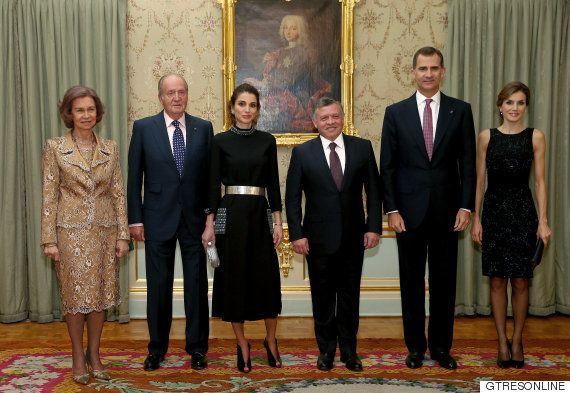 Seis reyes, una cena: el encuentro entre los soberanos de España y los de Jordania
