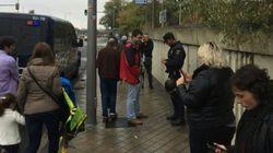 La Policía identifica al concejal de Economía de Madrid ante el CIE de