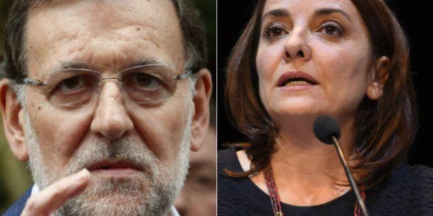 El enfado de Rajoy con Pepa Bueno: