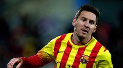 El golazo de Messi al Getafe... que vuelve a recordar a uno de Maradona