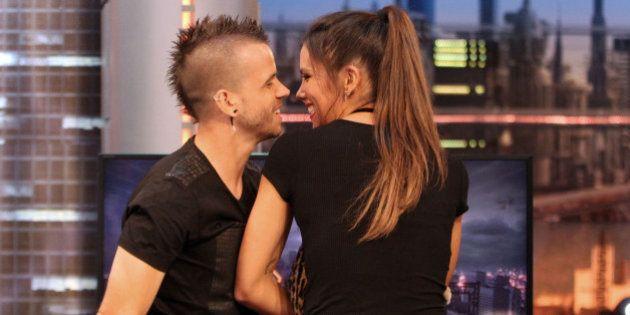 Cristina Pedroche le da una sorpresa felina a David Muñoz en 'El