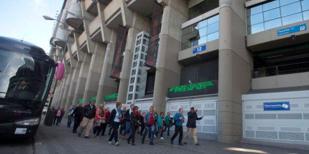 Madrid-Barça: Seis veces más de policías para garantizar la seguridad del