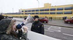 El Ayuntamiento de Madrid pide que el SAMUR entre al CIE de