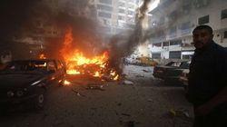Coche bomba en un bastión de Hezbolá en