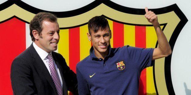 Caso Neymar: Ruz imputa al Fútbol Club Barcelona por delito