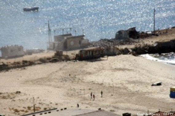 Captan el momento en el que Israel mata a los cuatro niños palestinos en la playa (VÍDEO,