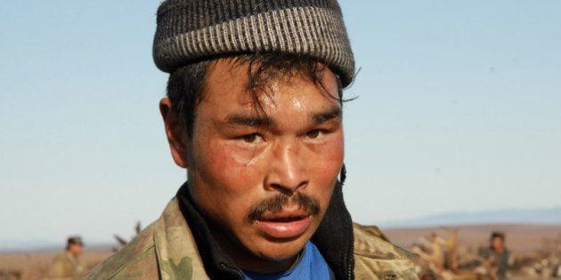 La dura vida de los últimos nómadas