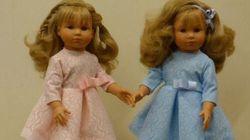 ¿Sabes quiénes son estas muñecas?