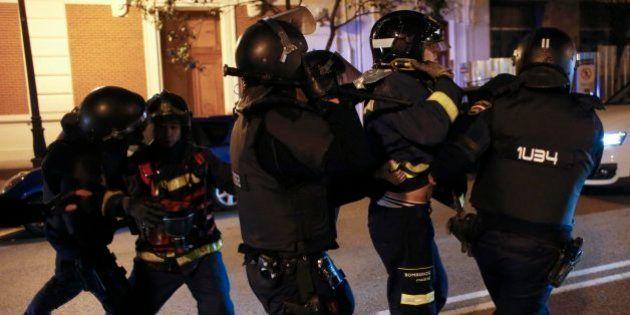 El jefe de la Policía Nacional en Madrid,