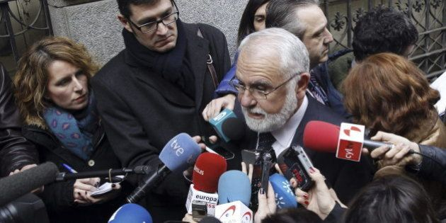 Cotino admite que estuvo en Génova pero niega el pago de 200.000 euros a