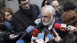 Cotino admite que estuvo en Génova pero niega el pago a