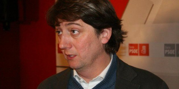 Carlos Martínez, alcalde socialista de Soria: