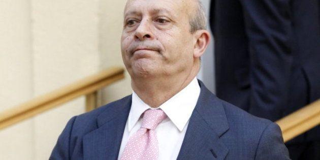 José Ignacio Wert, sobre