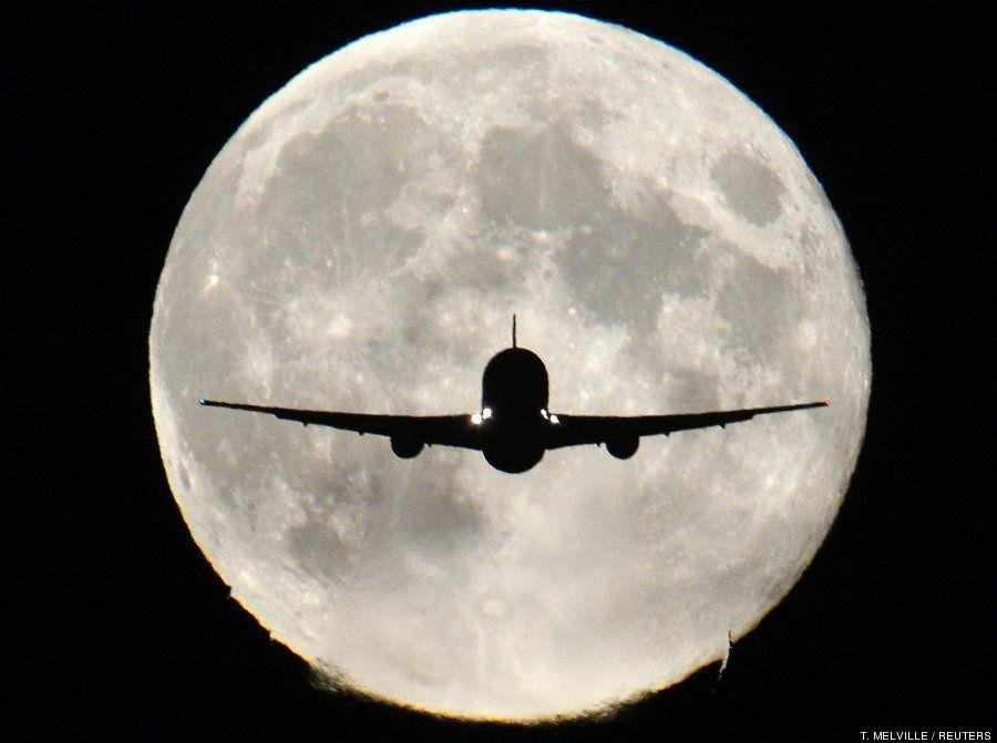 Luna de cosecha 2013: ¿has visto la enorme luna llena de septiembre?