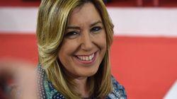 Twitter rescata este tuit de Susana Díaz tras la abstención del