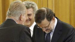 El rey a Rajoy, tras su viaje a Sudáfrica: