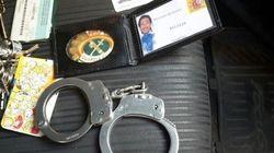 Se hacía pasar por guardia civil con una foto de Adrien