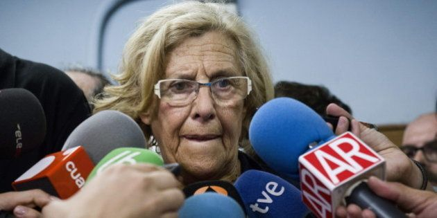 Carmena asegura que hay un acuerdo de gobernabilidad