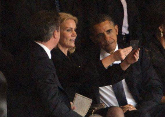 El fotógrafo del 'selfie' de Obama y Hellen Thorning explica la verdadera historia detrás de esta