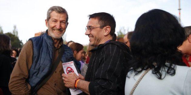 Las críticas de IU-Almería a Podemos sobre Rodríguez: