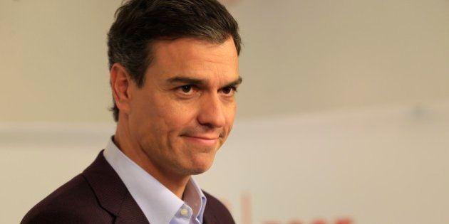 La reacción de Pedro Sánchez a la abstención del