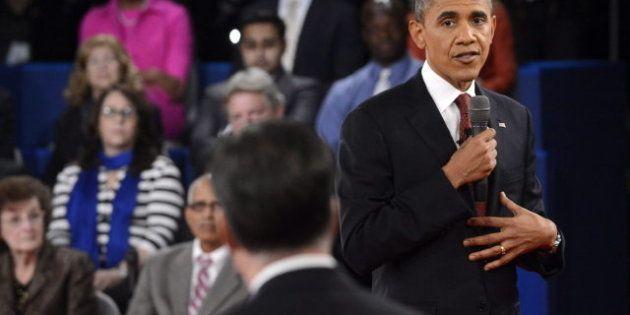 Elecciones EEUU 2012: Barack Obama se crece y gana el tenso debate contra Mitt