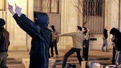 16 detenidos en ciudades de toda España en actos de apoyo a