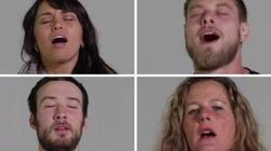 Este vídeo te va a dar mucho gusto: 100 orgasmos en 100