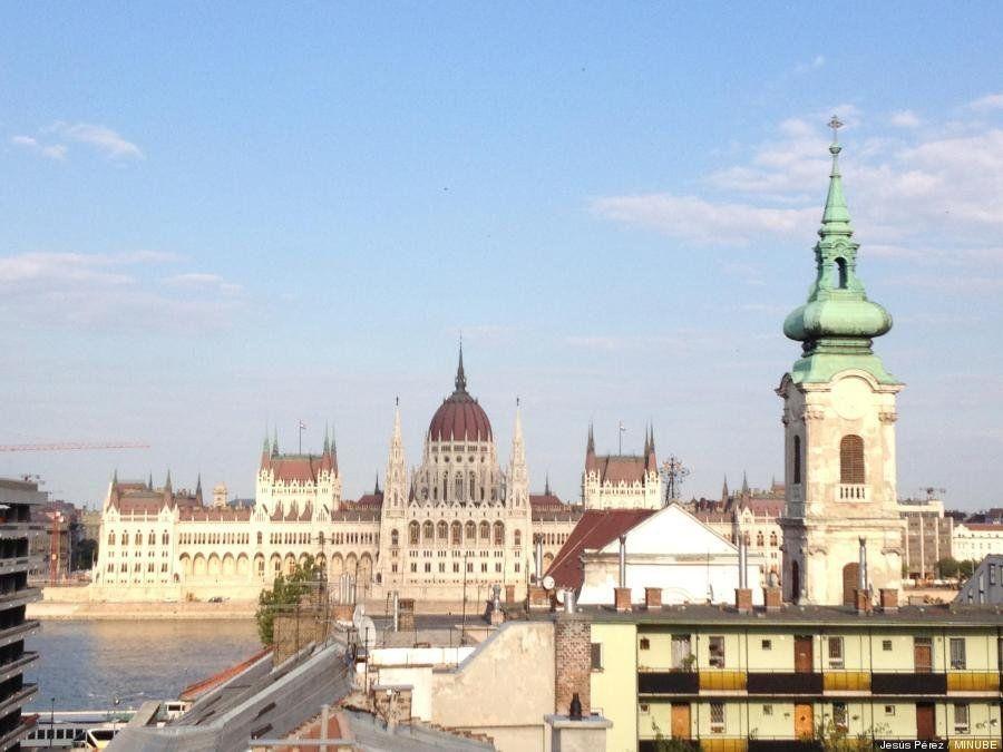 Hoteles románticos en Europa para amantes