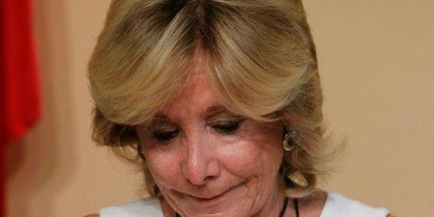 ¿Por qué ha dimitido Esperanza Aguirre? Los medios analizan la renuncia de la presidenta de la Comunidad...